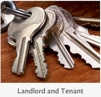 landlord and tenant services